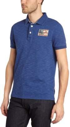 Schott NYC Men's Polo Shirt - - (Brand size: XL)