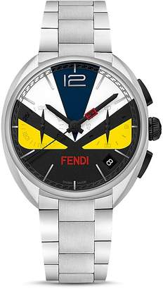 Momento Fendi Bug Stainless Steel Watch, 40mm $1,495 thestylecure.com