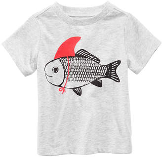 First Impressions Graphic-Print T-Shirt, Baby Boys, Created for Macy's