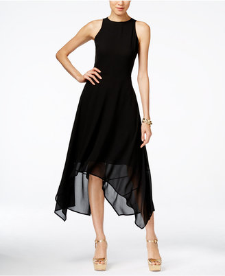 MICHAEL Michael Kors Handkerchief-Hem Dress