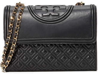 Tory Burch Fleming Convertible Shoulder Bag $495 thestylecure.com