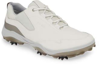 Ecco Strike Gore-Tex(R) Waterproof Golf Shoe