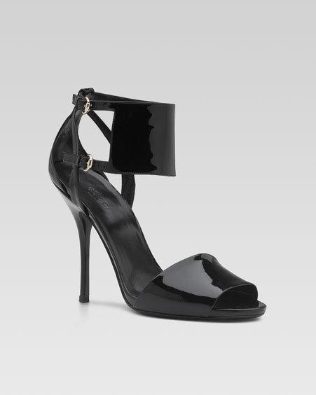 Gucci Sevigny High Heel Sandal