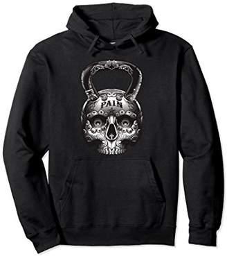 Skull and Kettlebell - Gym Hoodie