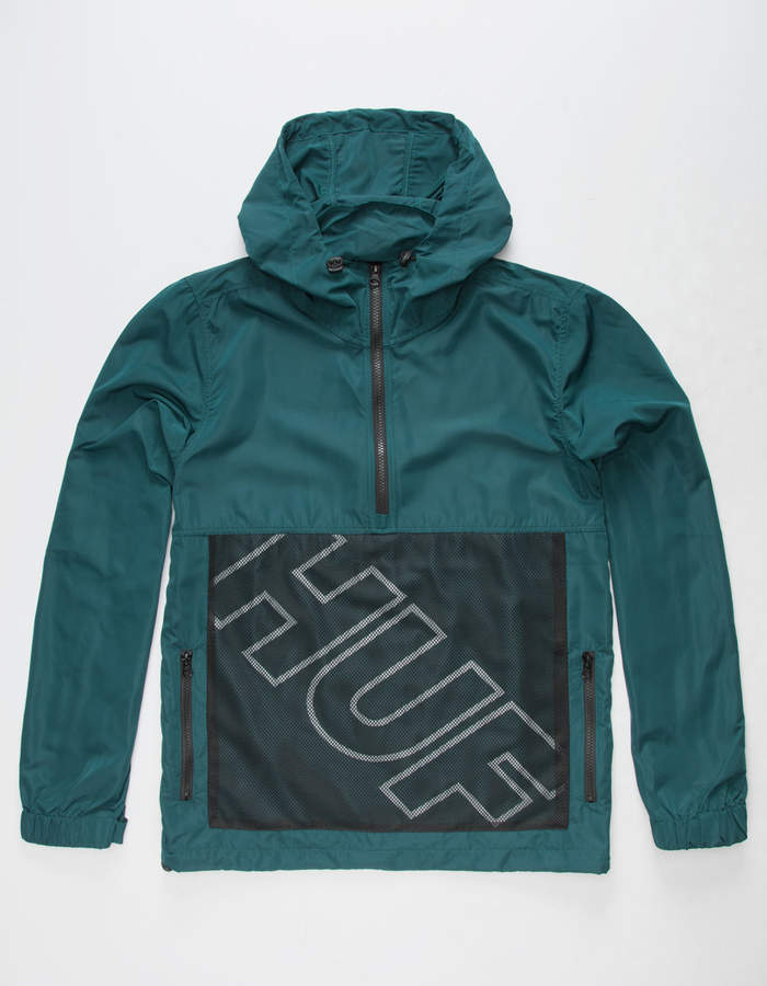 Huf Wire Frame Mens Anorak Jacket