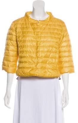 Duvetica Puffer Snap Jacket