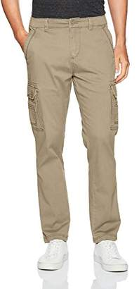 UNIONBAY Men's Stretch Vintage Twill Cargo Pant
