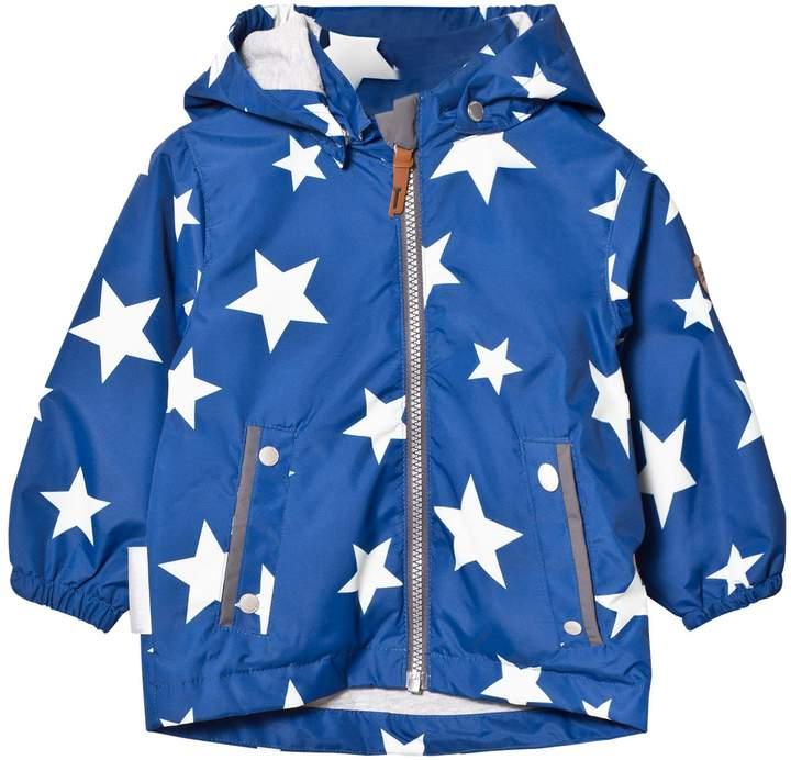 Blue Star Jacket Klas With Detachable Hood