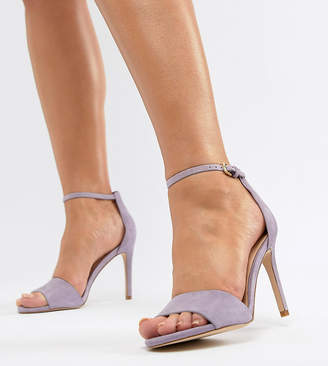 Aldo Wide Fit Fiolla Barely There Sandal