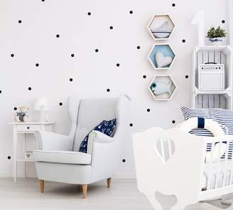 Pottery Barn Mini Polka Dots Wall Decal