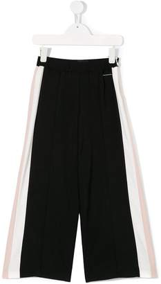 Marco Bologna Kids side panel trousers