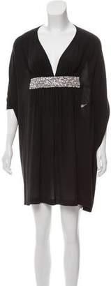 Michael Kors Oversized Embellished Dress