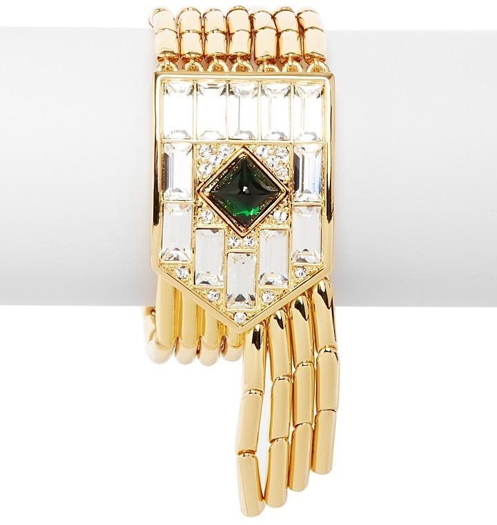 Rachel Zoe Magnetic Fringe Bracelet