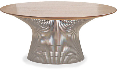 Knoll platner coffee table 36