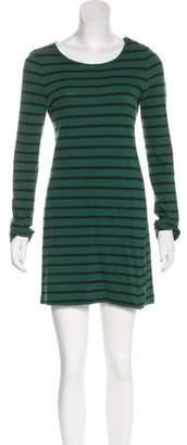 A.L.C. Striped Mini Dress