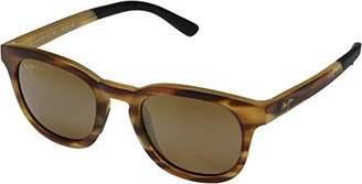 Maui Jim Koko Head H737-10M | Polarized Matte Tortoise Classic Frame Sunglasses