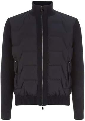 Corneliani Wool Padded Jacket