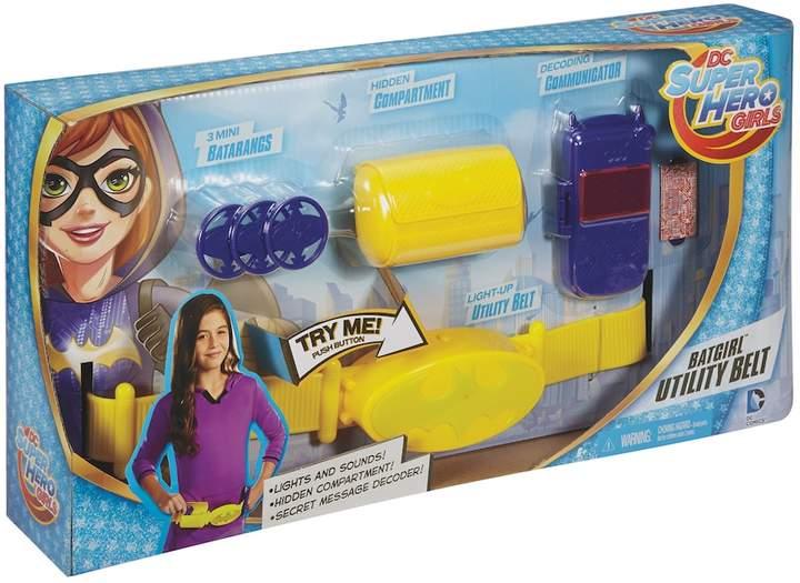Mattel DC Comics DC Super Hero Girls Batgirl Utility Belt by Mattel