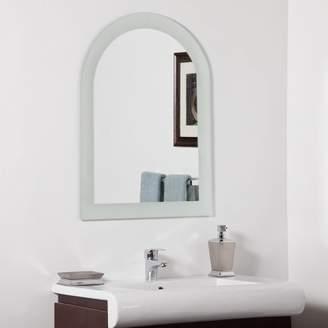 Decor Wonderland Serenity Modern Bathroom Mirror