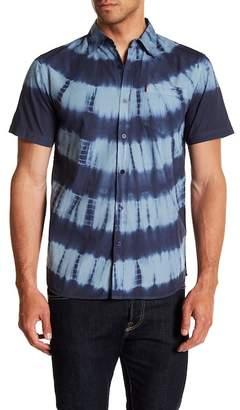 Coastal Costa Tie Dye Classic Fit Shirt
