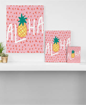 Deny Designs Zoe Wodarz Aloha Canvas Collection