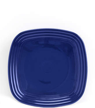Fiesta Cobalt Square Luncheon Plate