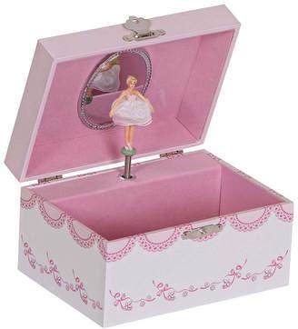 Co FINE JEWELRY Mele & Clarice Girl's Musical Ballerina Jewelry Box