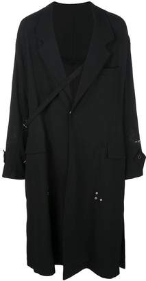 Bed J.W. Ford oversized trench coat