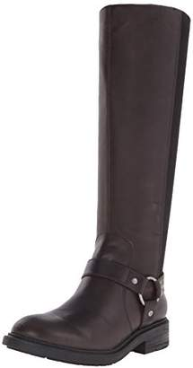 Nine West Women's Galician Leather Knee High Boot