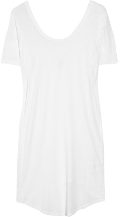 Helmut Lang Burnout jersey T-shirt