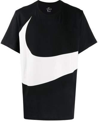 Nike oversized logo print T-shirt