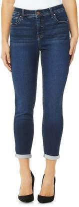 Angels Women's Signature Cuffed Skinny Jeans