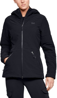 Under Armour Women's ColdGear Quilted Full Zip Hoodie