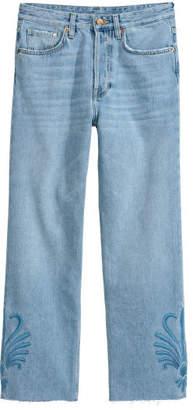 H&M Original Straight Jeans - Blue