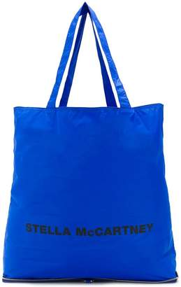 Stella McCartney foldable shopper tote