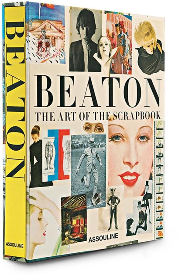 AssoulineAssouline Cecil Beaton: The Art of the Scrapbook book
