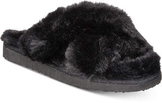 INC International Concepts I.N.C. Women's Yayla Slide-On Slippers, Created for Macy's
