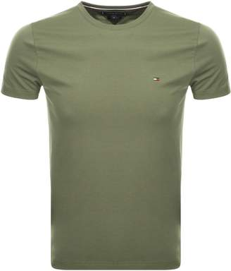 Tommy Hilfiger Icon Slim Fit T Shirt Green