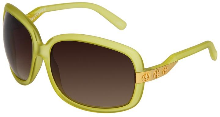 Electric Eyewear Hightone (Lemon Twist/Brown Gradient) - Eyewear