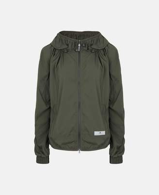Stella McCartney Dark Green Running Light Jacket, Women's