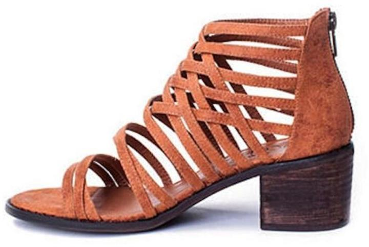 Coconuts By MatisseCoconuts by Matisse Strappy Bootie
