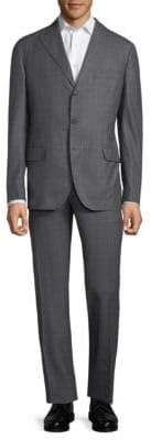 Brunello Cucinelli Checkered Suit