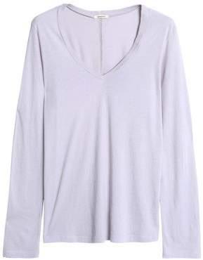 Monrow Modal And Supima Cotton-Blend Top