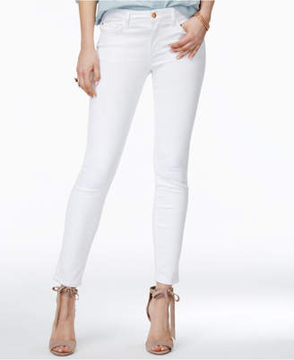 Joe's The Icon Skinny Ankle Jeans $189 thestylecure.com