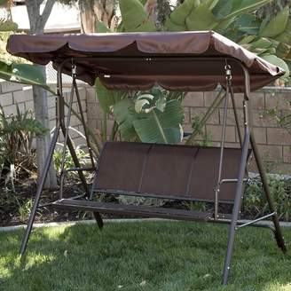 Belleze Porch Swing with Stand Cushion