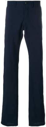 Armani Collezioni tailored fitted trousers