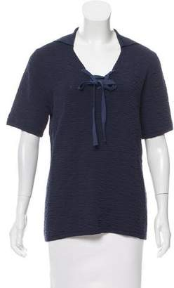 Raoul Short Sleeve Knit Top w/ Tags