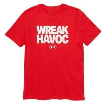 Under Armour Wreak Havoc Graphic T-Shirt