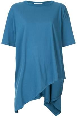 Vika Gazinskaya asymmetric T-shirt