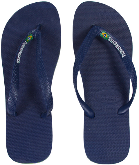 Havaianas Brasil Logo Flip-Flop